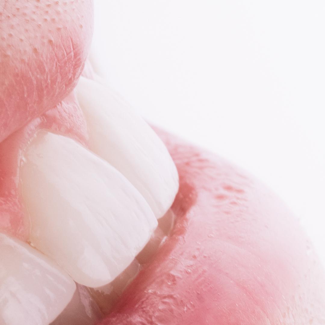 Plano detalle de unos labios