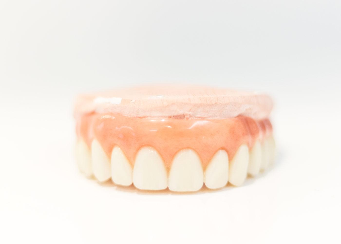 Fantoma de dientes