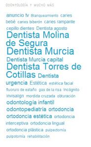 Temas de lo más variado para pacientes de todo el mundo, pero, sobre todo, de Murcia, Molina de Segura, Las Torres de Cotillas...